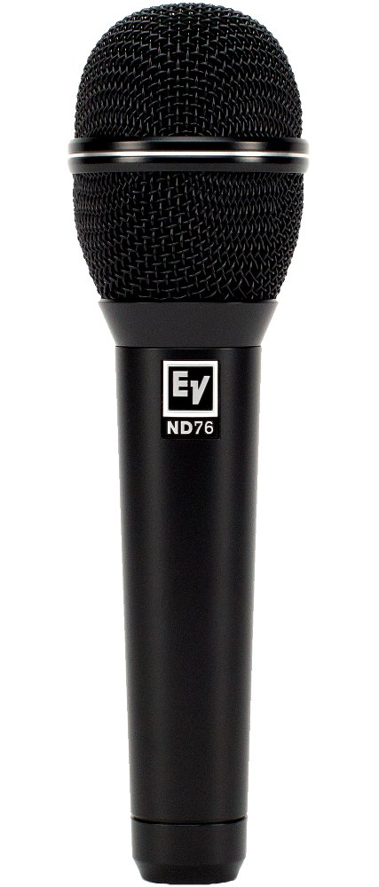 Electro-Voice ND76 Dynamic Cardioid Vocal Microphone ND76