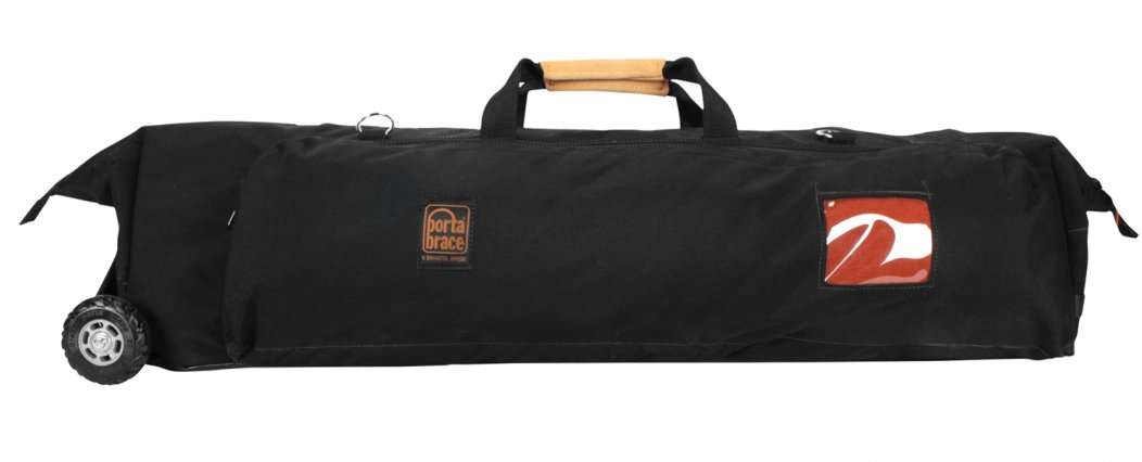 Tripod/Light Carrying Case with Off Road Wheels