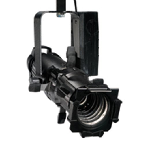 19° Portable  Gallery Light Fixture in Black