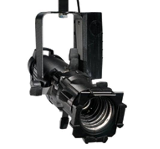 ETC/Elec Theatre Controls Source Four Mini LED 19° Portable  Gallery Light Fixture in Black 4M19LG