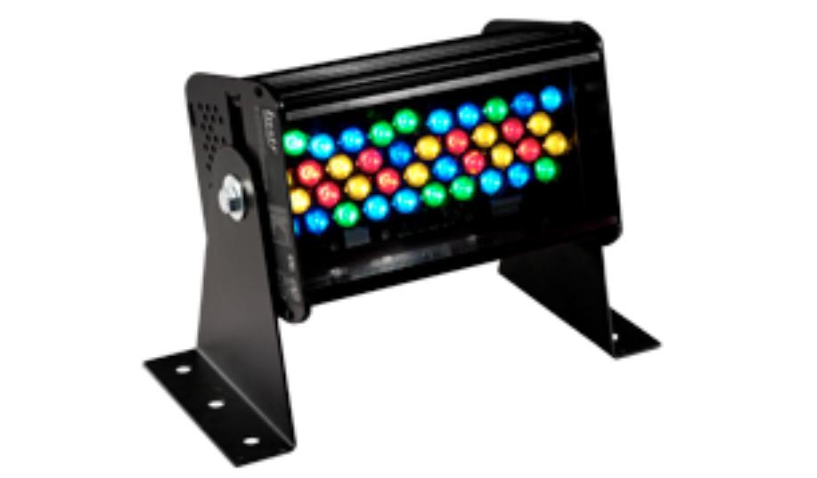 """Selador Lustr 22"""" LED fixture"""