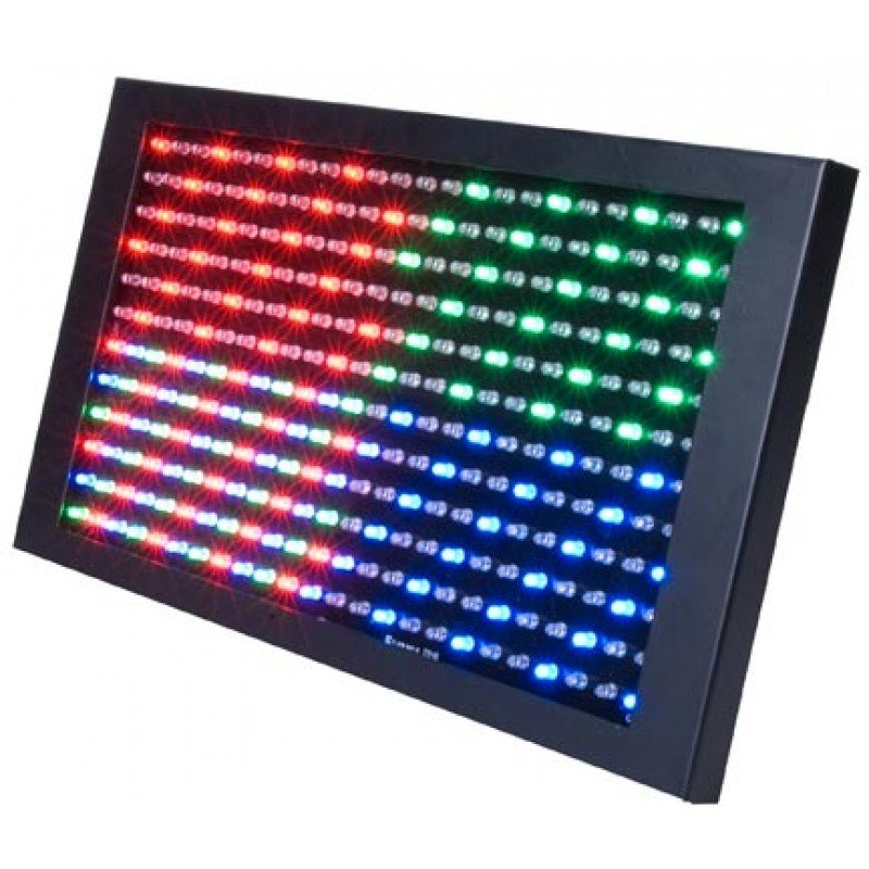 Color Mixing RGB LED Panel