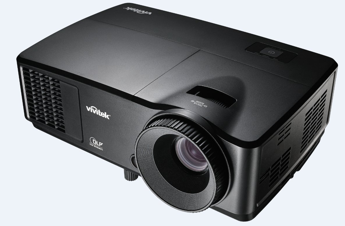 3,200 ANSI Lumens High SVGA Digital Projector
