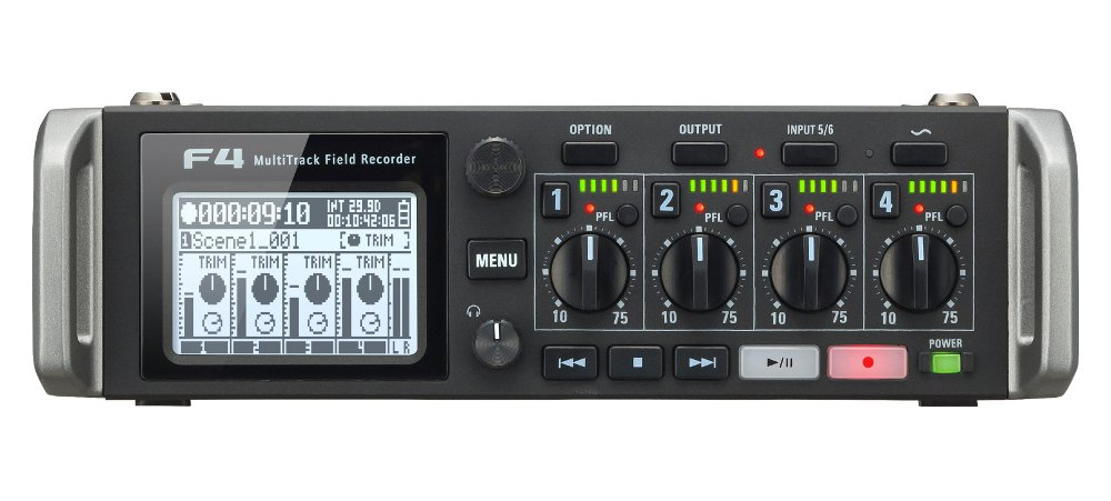 4 Channel Portable Recorder, Broadcast/ENG