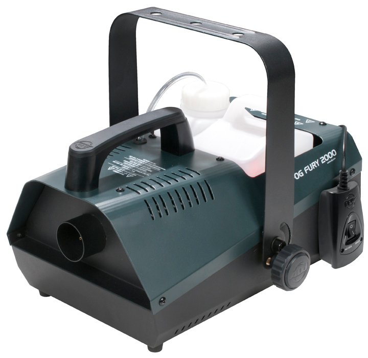 1100W Portable High Output Fog Machine
