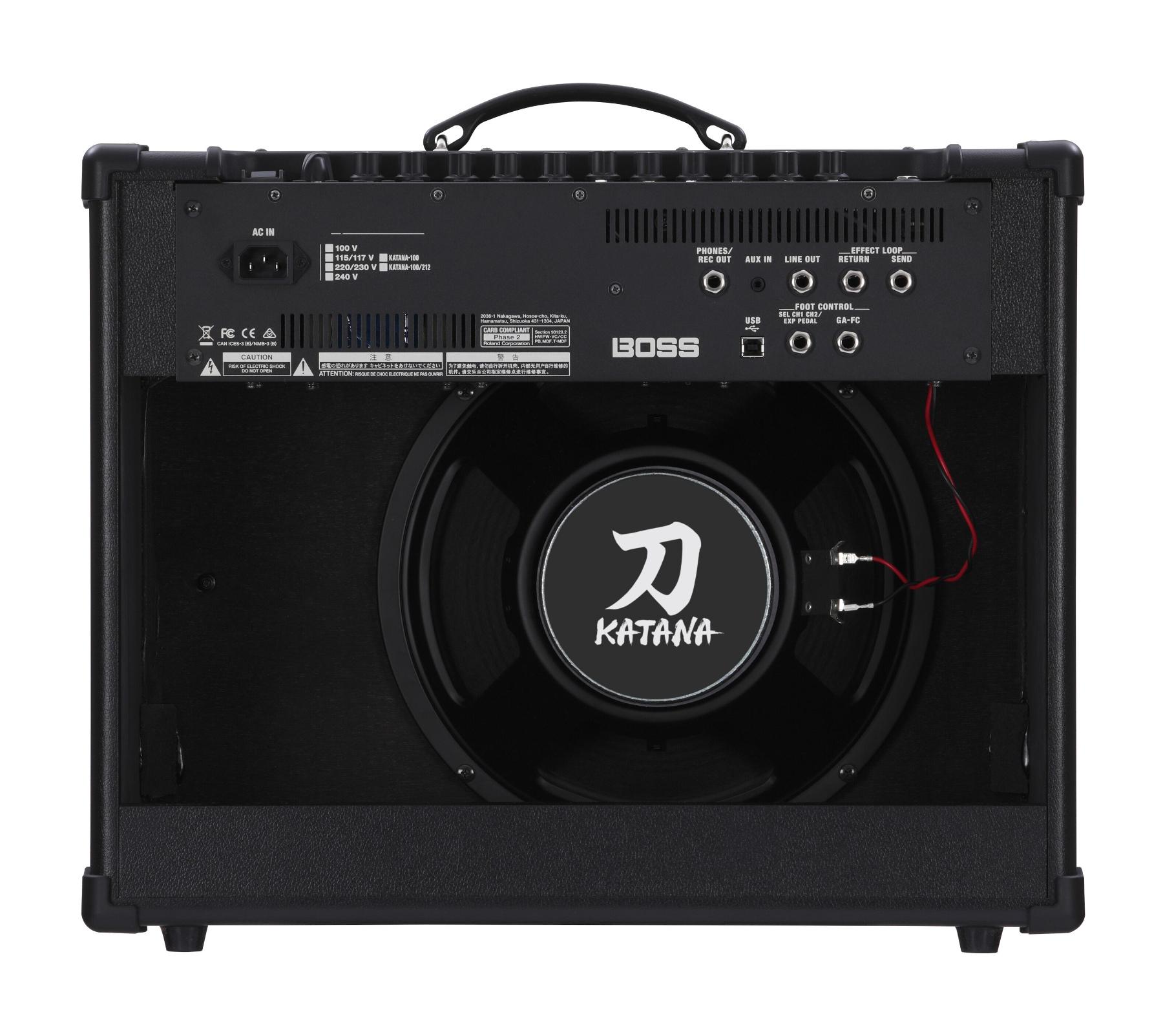 1x12 Combo Guitar Amplifier