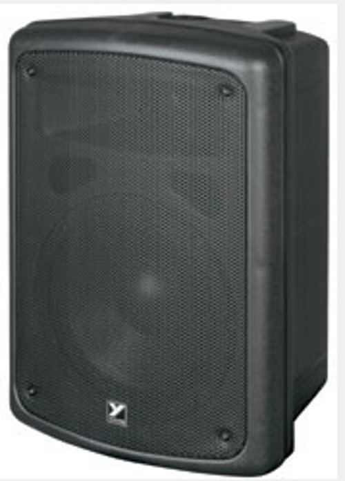 "8"" 100W @ 8 Ohms Coliseum Mini Speaker in Black"