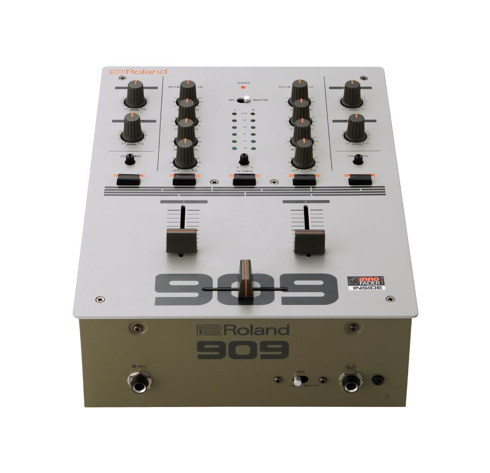 2-Channel DJ Mixer