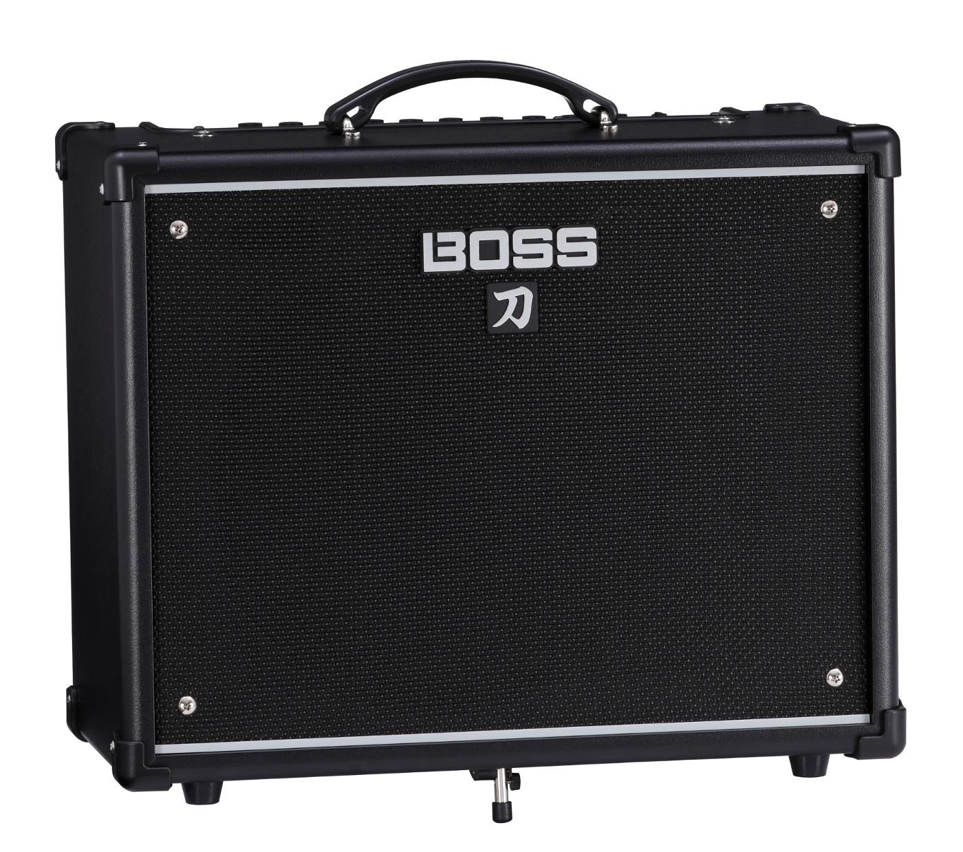 boss ktn 50 katana 50 1x12 combo guitar amplifier 50w full compass systems. Black Bedroom Furniture Sets. Home Design Ideas