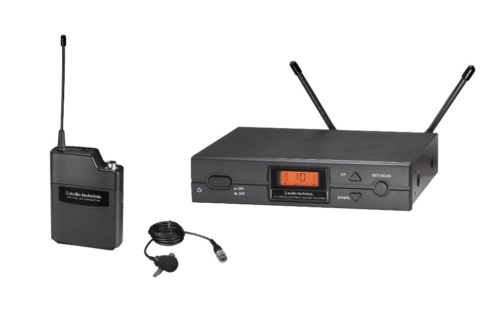 Wireless Lavalier Microphone System
