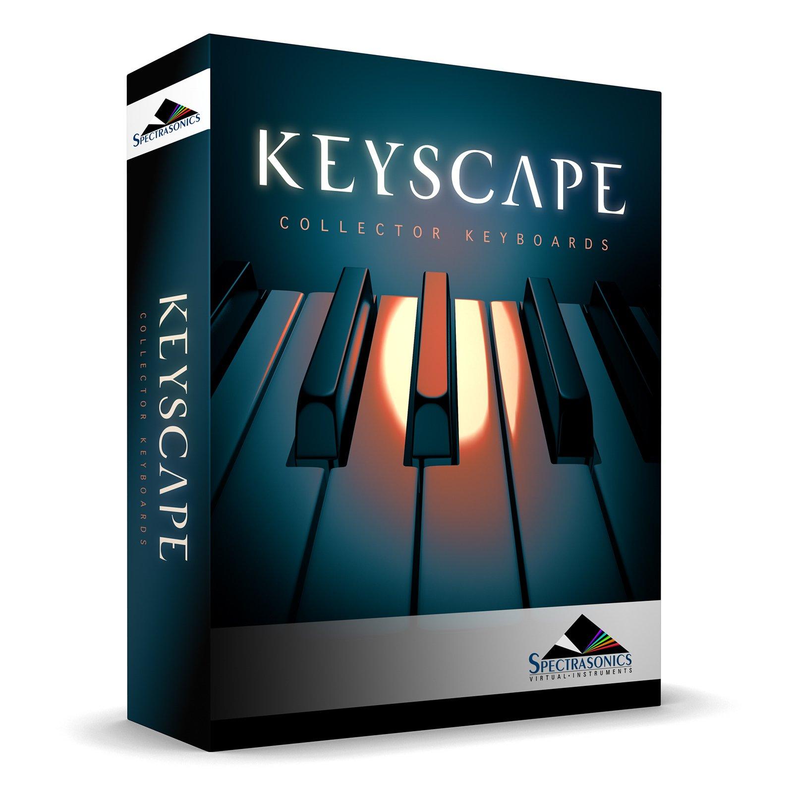 Virtual Keyboard Instrument