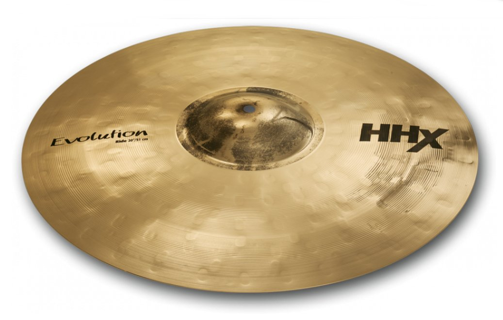 "Sabian 12012XEB 20"" HHX Evolution Ride Cymbal 12012XEB"