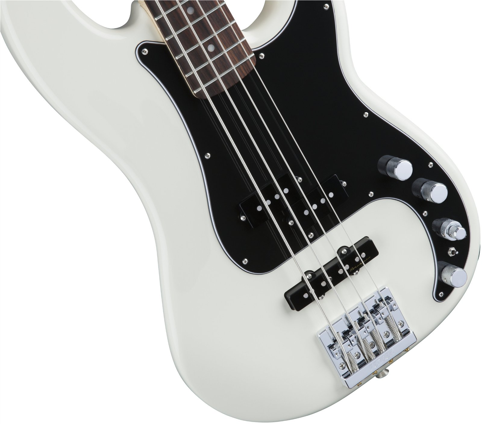 Electric Bass, Rosewood Fingerboard