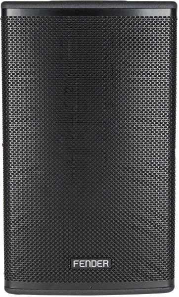 "Fortis Series 15"" 2-Way Powered PA Speaker with Bluetooth and with Cover"