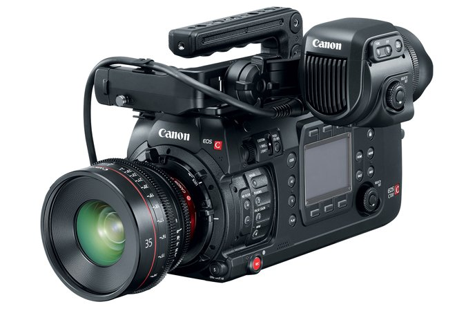 Cinema Camera with PL Mount - Global Shutter