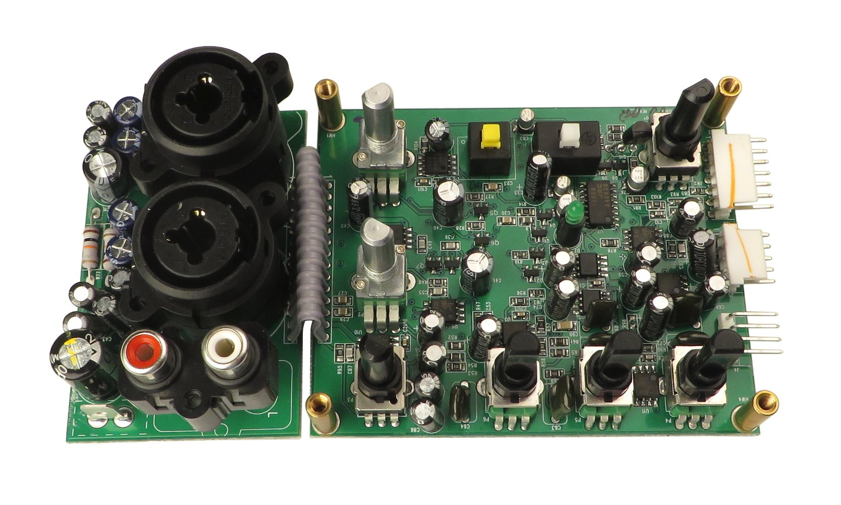 Mackie 0015849-00  Front PCB for SRM150 0015849-00