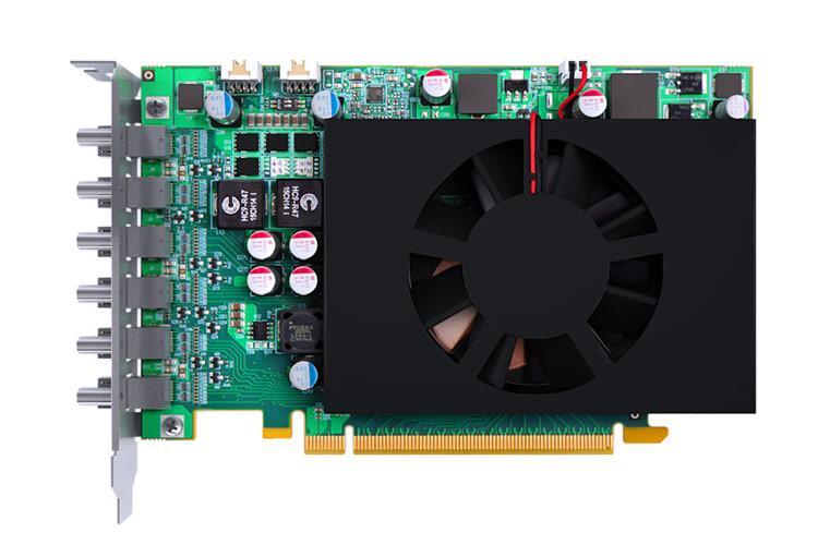 PCIe x16 Graphics Card