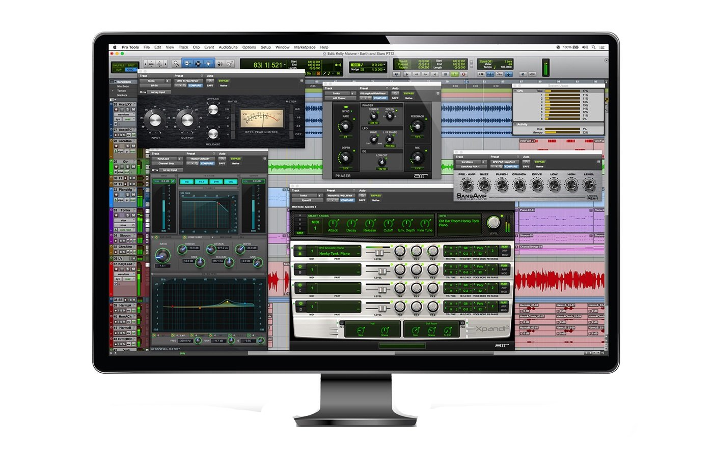Avid Pro Tools HD Upgrade [BOXED] Upgrade from Pro Tools to Pro Tools HD PROTOOLS-HD-UPG