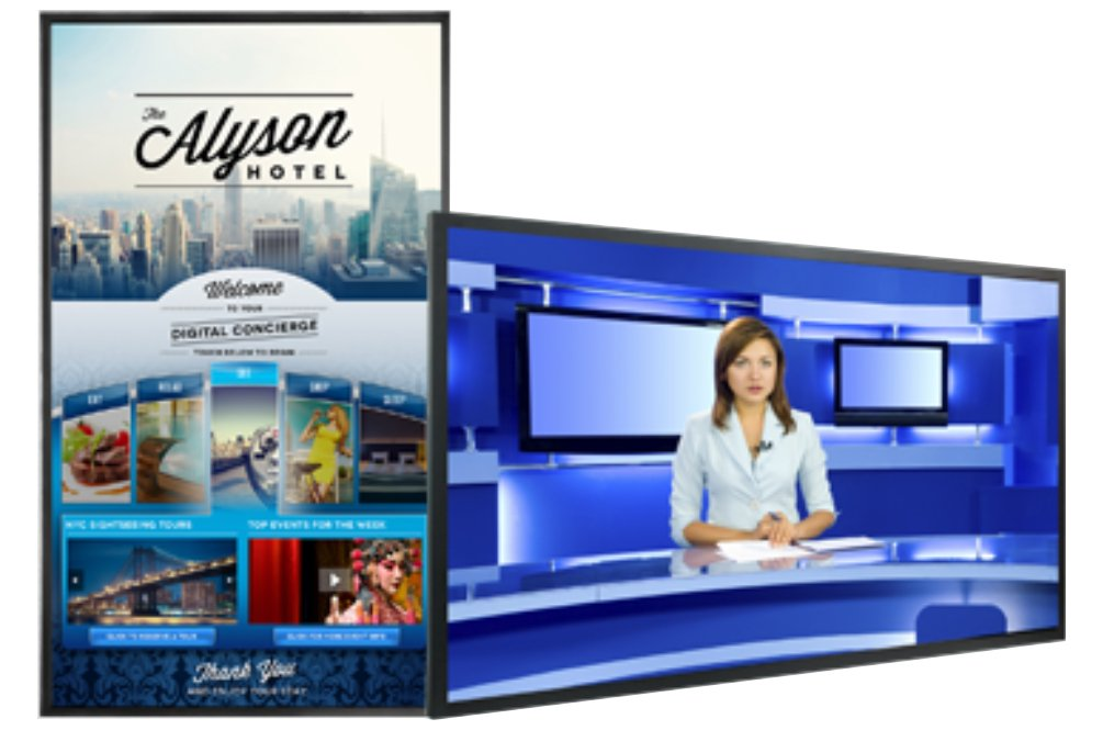 "58"" 4K LED Touch Panel"