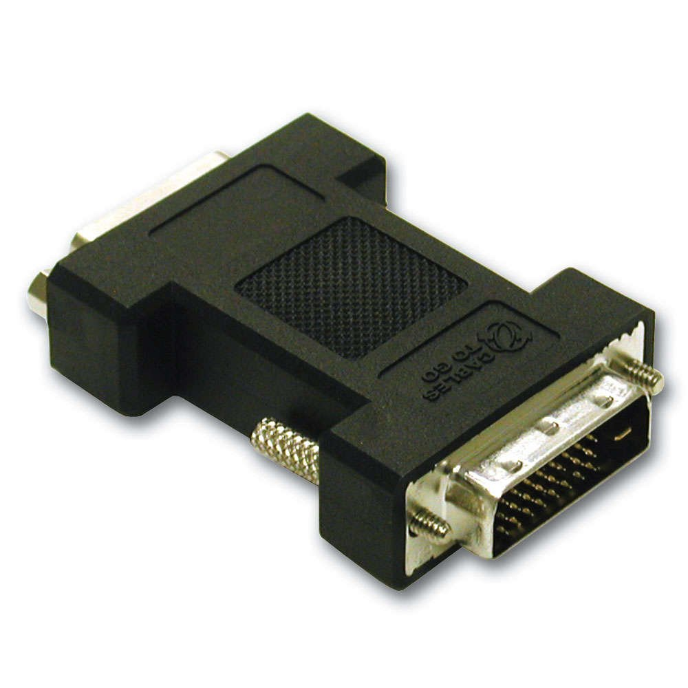 Cables To Go DVI-D M/F Port Saver Adapter DVI-D Dual Link Male to Female Adapter 27602