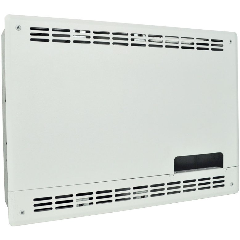 White Wall Box for Crestron DM