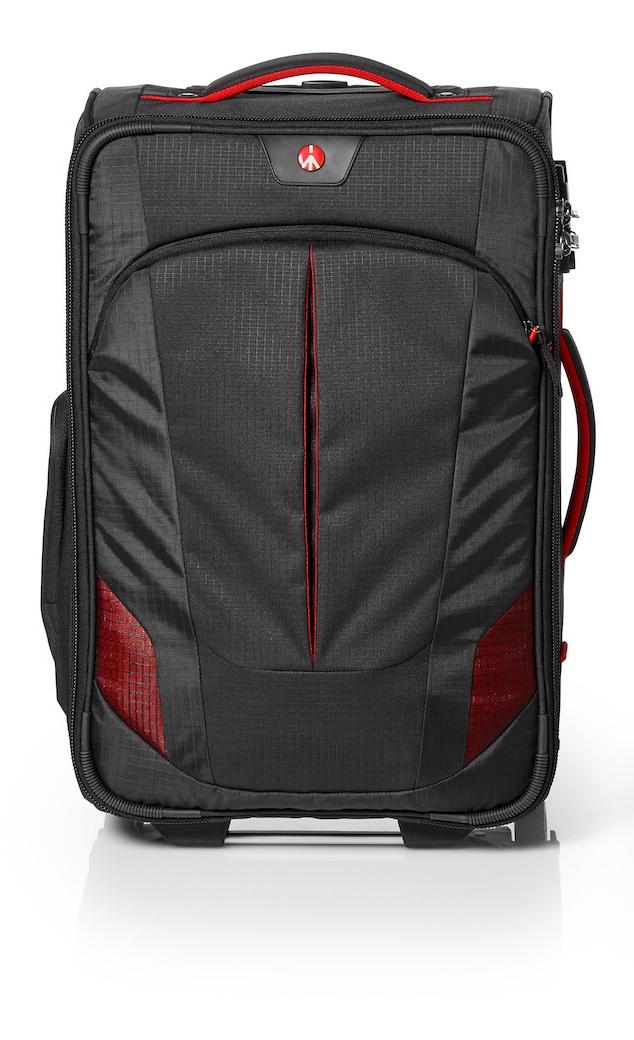 Manfrotto Pro Light Reloader-55 Camera Roller Bag for DSLR/Camcorder MB-PL-RL-55
