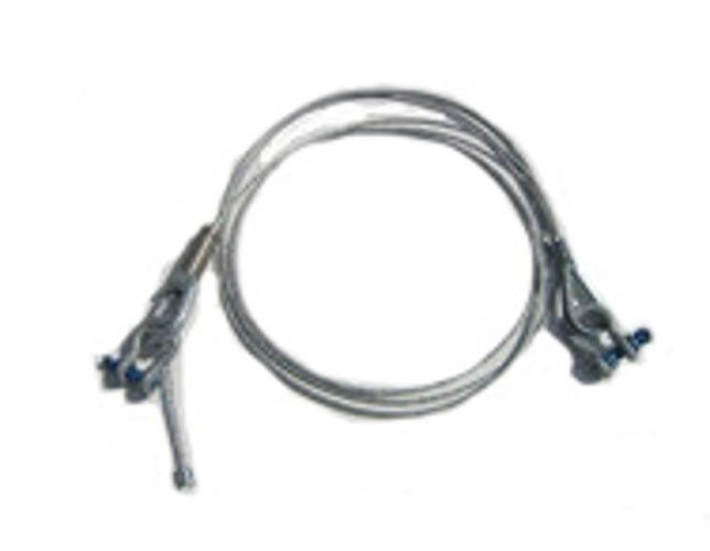 Coupler Cable Kit, Silver