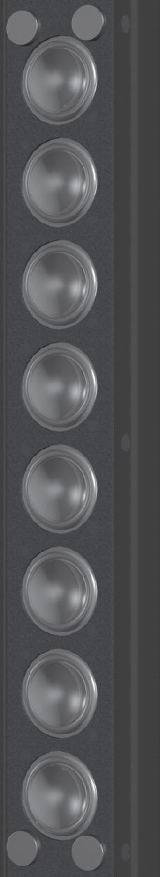 Micro Line Array Speaker, White