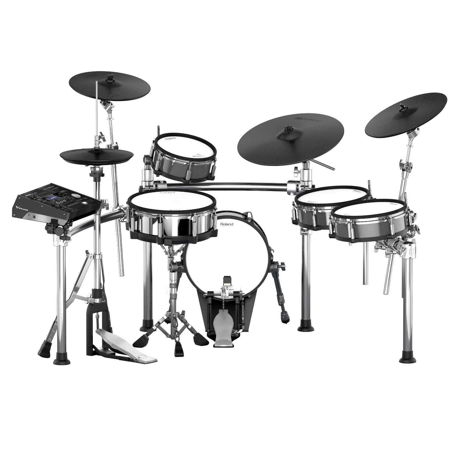 Ultimate V-Drums Kit for Professional Recording