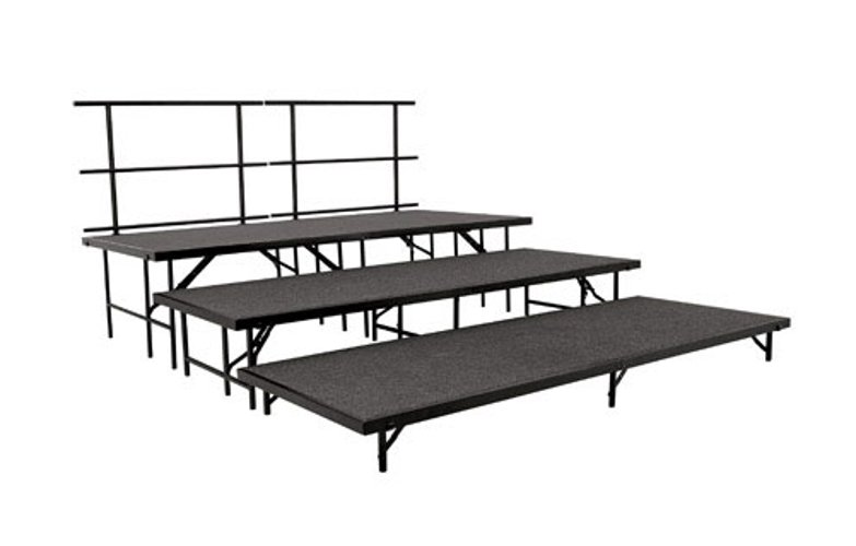 National Public Seating SST48C Stage Set SST48C