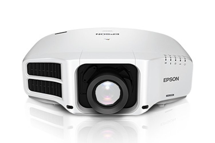 WUXGA 3LCD 5500 Lumen Projector with 4K Enhancemnt without Lens