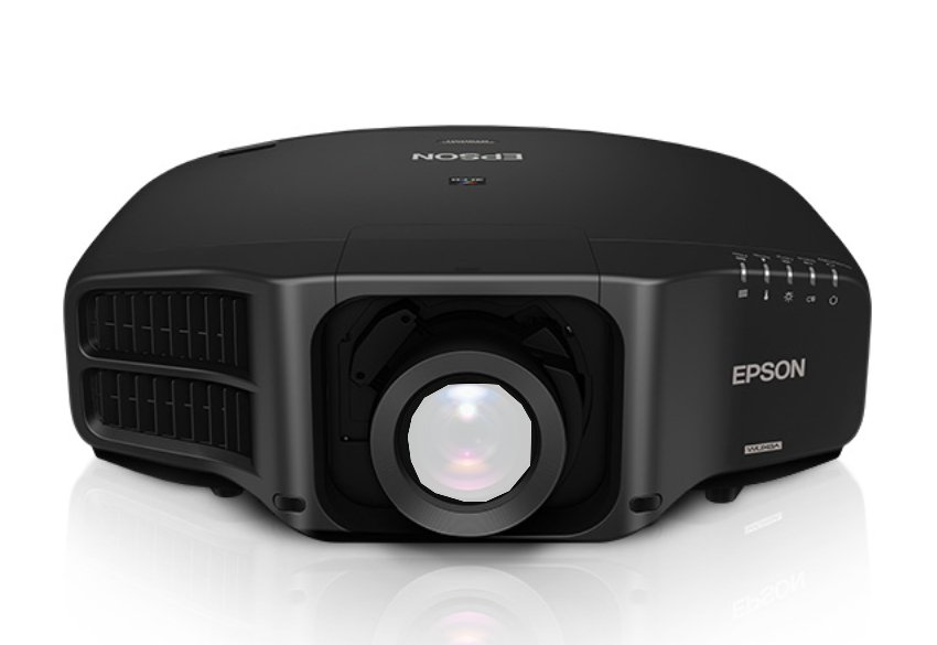 WUXGA 3LCD 7000 Lumen Projector with 4K Enhancement, without Lens