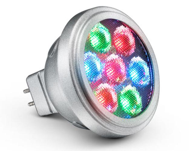 17° iColor MR gen3 Lamp