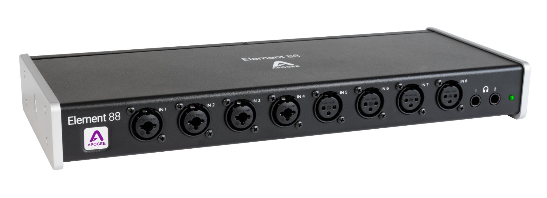 Apogee Element 88 16 In/16 Out Thunderbolt Audio I/O Box for Mac ELEMENT-88