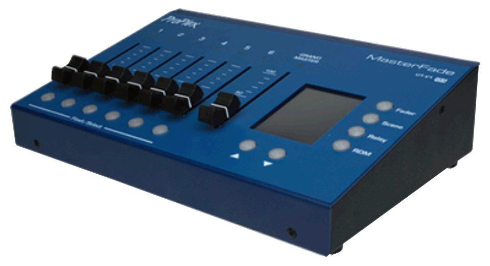 ProPlex MasterFade U1-V1