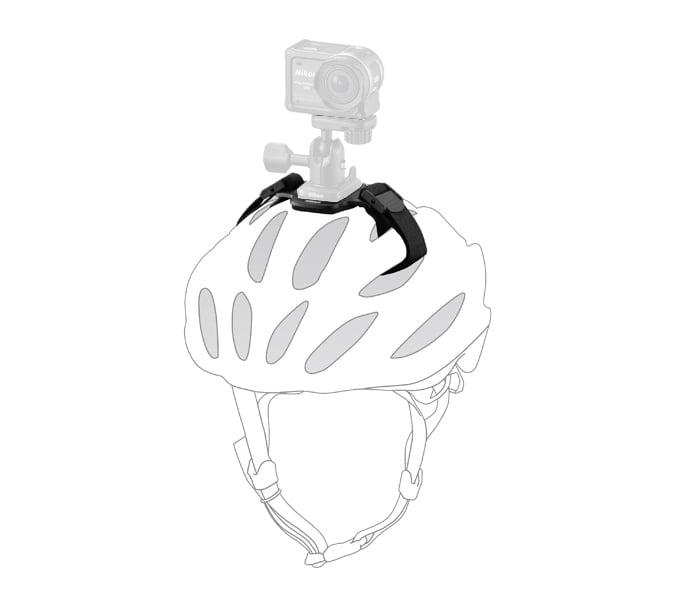 AA-5 Vented Helmet Strap Mount