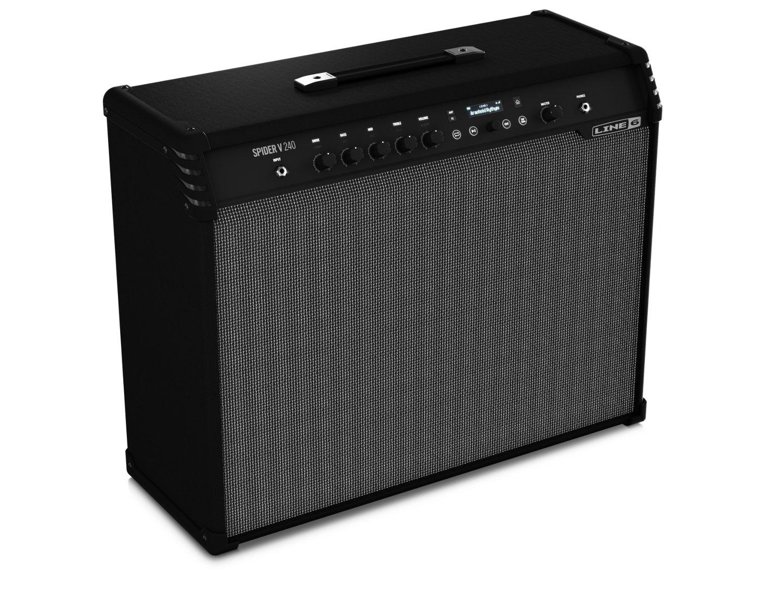 "2x12"" Guitar Amp, 240W"