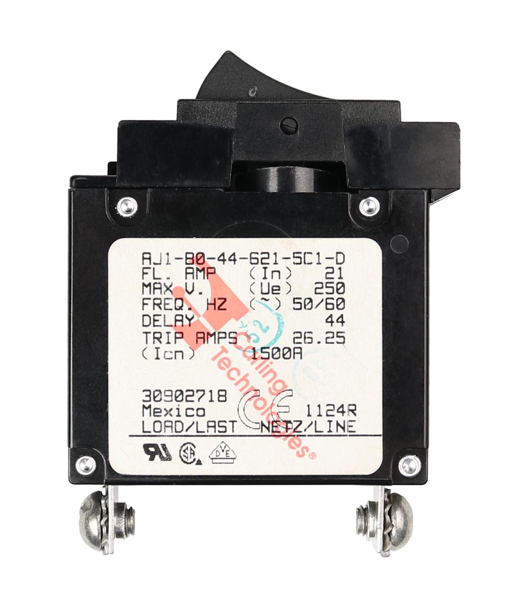 21 Amp Circuit Breaker for CA9