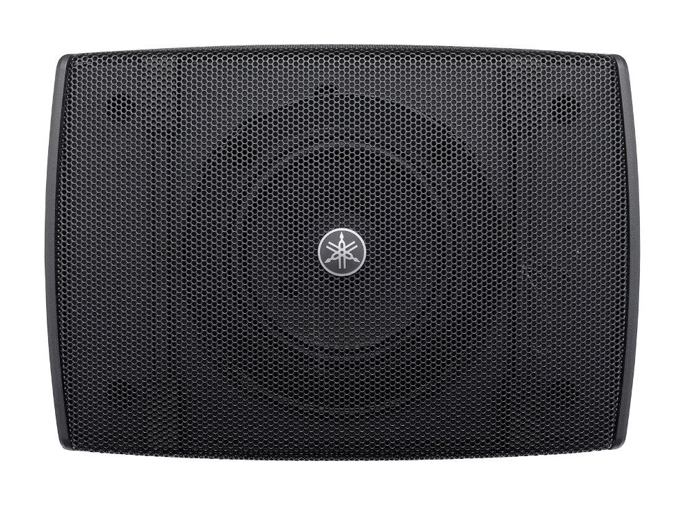 "3.5"" Surface Mount Speakers, 70/100V, Sold In Pairs, Black"