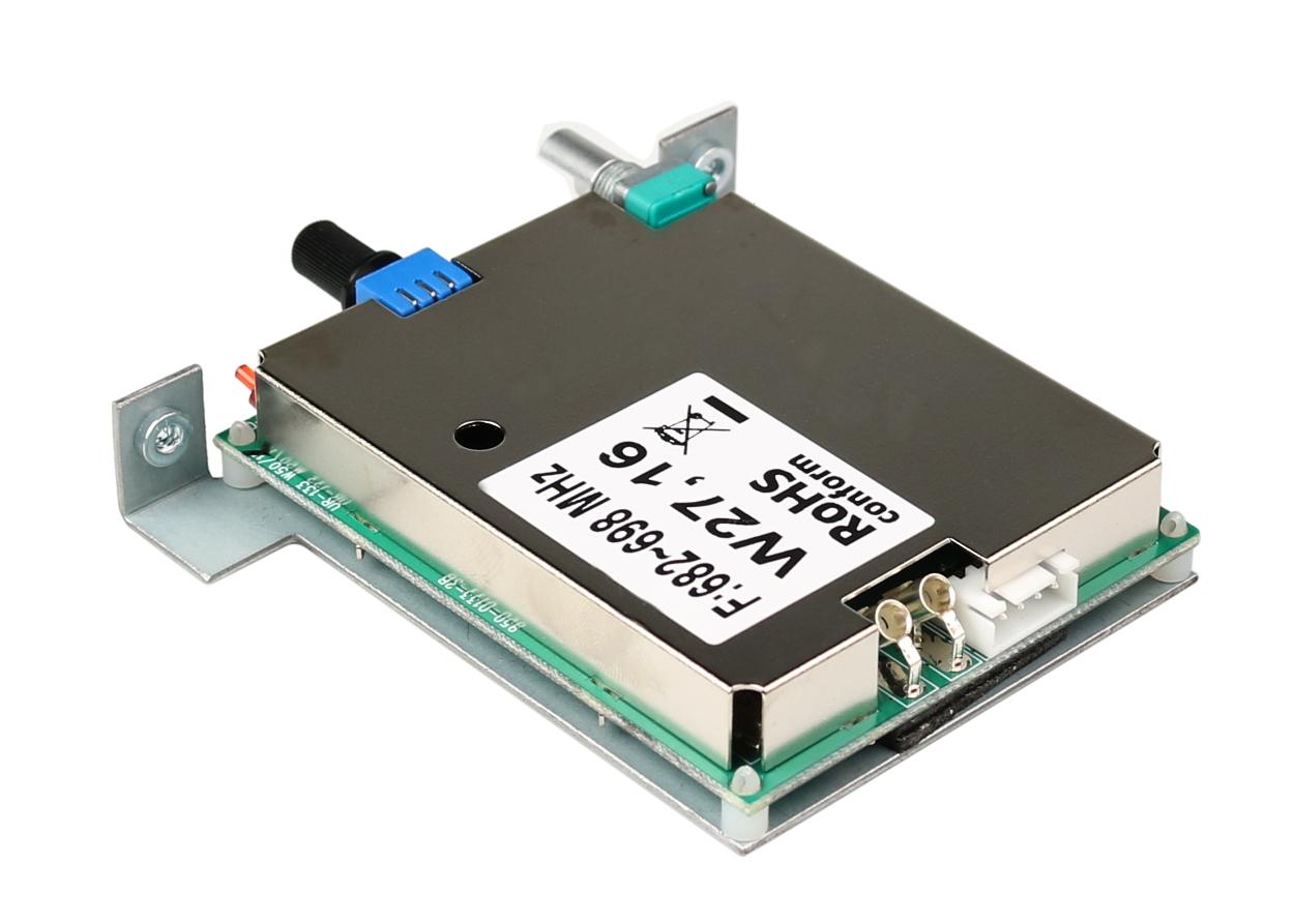 Receiver PCB for MegaVox Pro