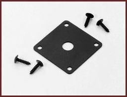 "Mounting plate with 3/8"" hole"