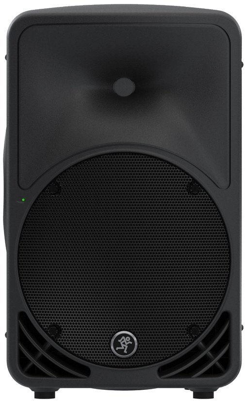 "1,000 Watt 10"" 2 Way Biamped Portable Powered Loudspeaker"
