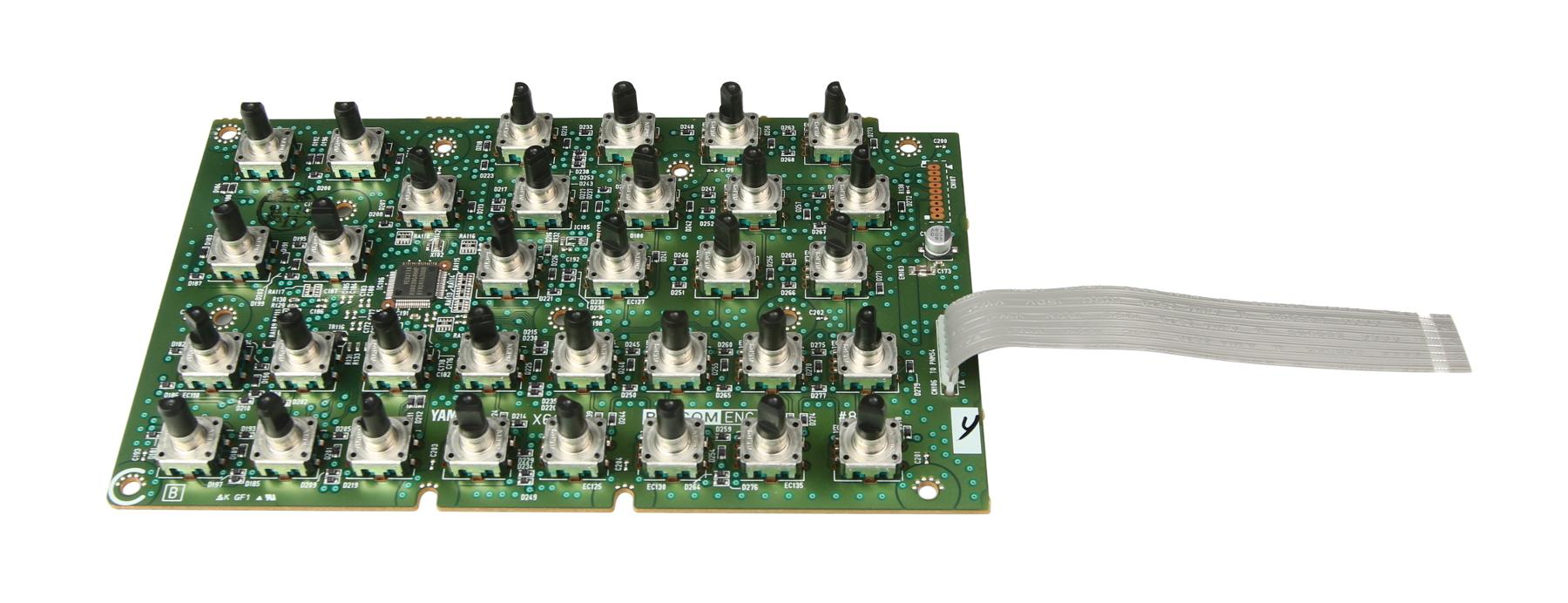 48-Channel ENC PCB for MC7L