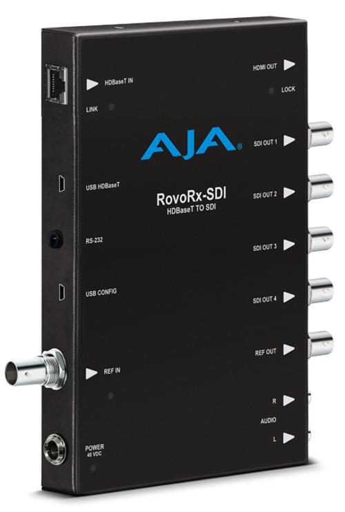 UltraHD/HD HDBaseT Receiver to 6G/3G-SDI & HDMI Frame Sync
