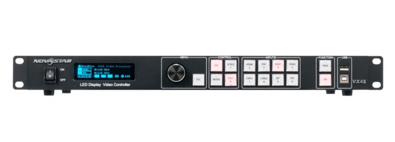 Video Wall Processor, Scaler, and Switcher