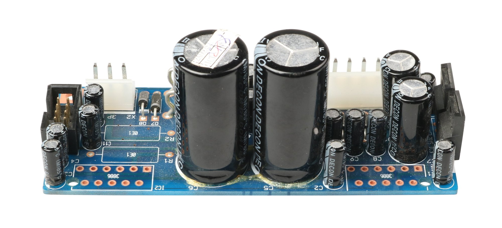 Power Amp PCB for LX1200H