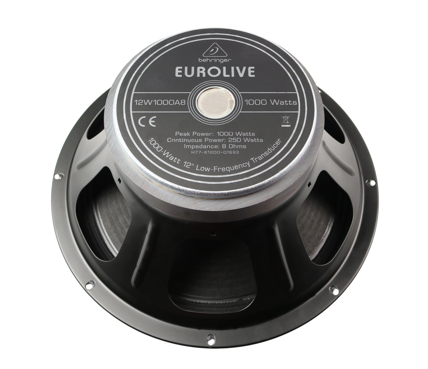 "12"" Woofer for B212, B212A, and B212D"