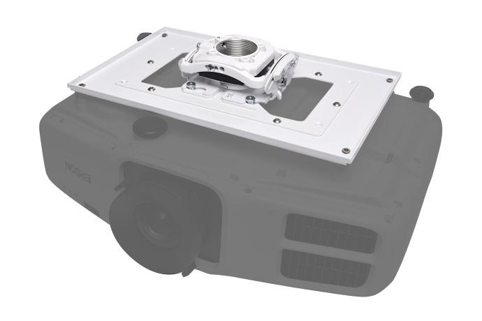 Custom Micro-Adjustable Projector Mount
