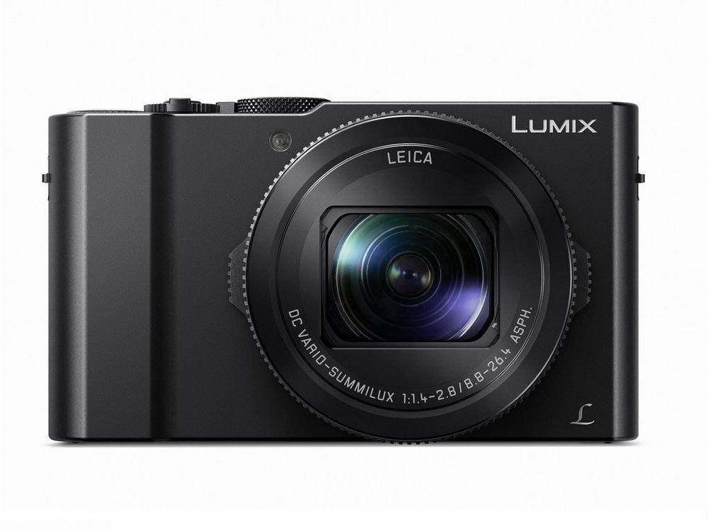 "4K Digital Camera LX10 with 20 Megapixel 1"" Sensor"