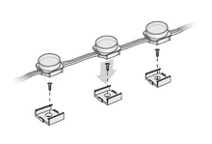 50-Pack of iColor Flex Single Node Mounts